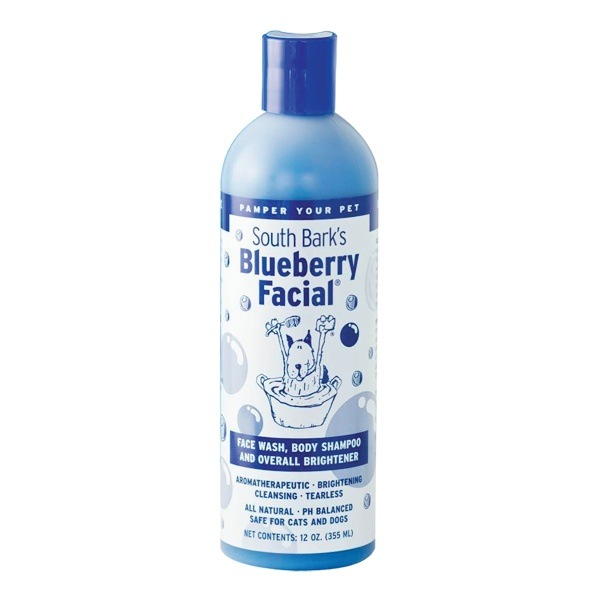 southbarks blueberry facial